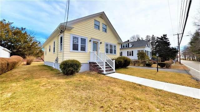 520 Middle Highway, Barrington, RI 02806 (MLS #72825189) :: Spectrum Real Estate Consultants