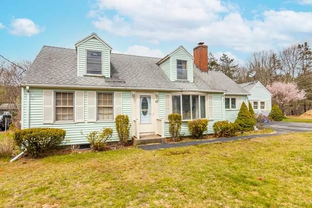 57 Puritan Rd, Bourne, MA 02532 (MLS #72825202) :: Chart House Realtors