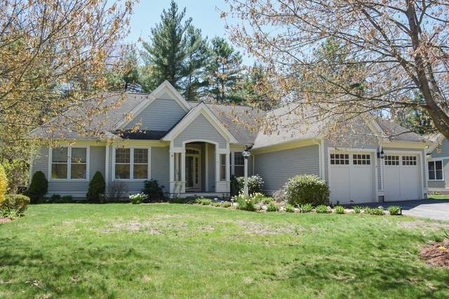 14 Bridlefield Ln, Medfield, MA 02052 (MLS #72825221) :: Trust Realty One