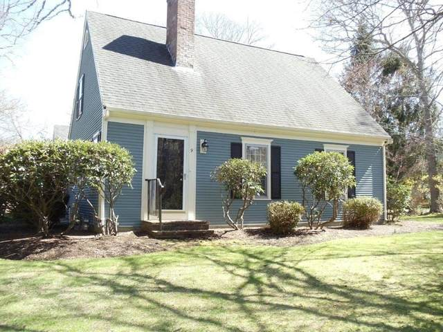 9 Hyde Park Road, Barnstable, MA 02632 (MLS #72825351) :: Spectrum Real Estate Consultants