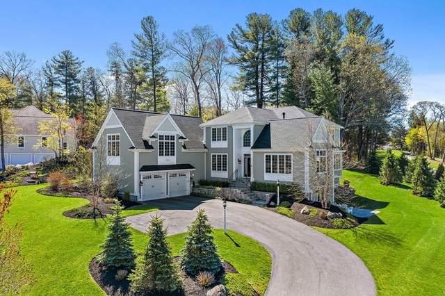 56 Chandler Cir, Andover, MA 01810 (MLS #72825372) :: Welchman Real Estate Group