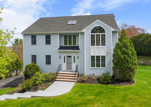 27 Lakeview Ave, Danvers, MA 01923 (MLS #72825402) :: EXIT Realty