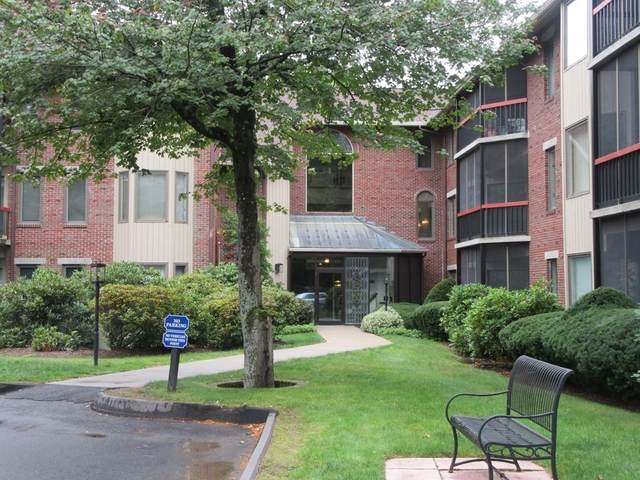 770 Salisbury St #311, Worcester, MA 01609 (MLS #72825416) :: Spectrum Real Estate Consultants