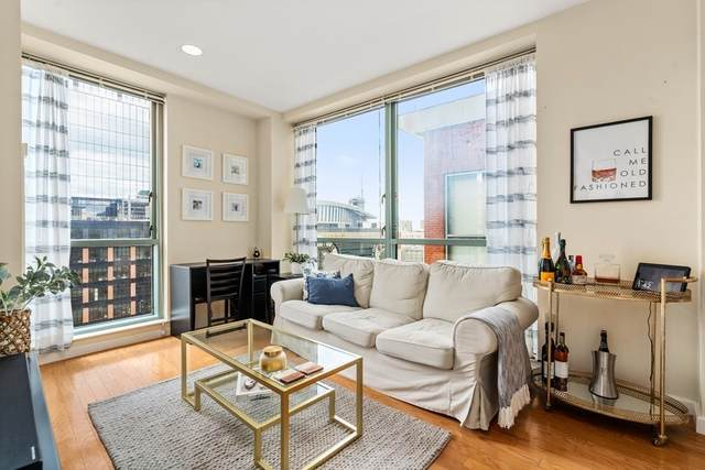 234 Causeway St #921, Boston, MA 02114 (MLS #72825505) :: EXIT Cape Realty