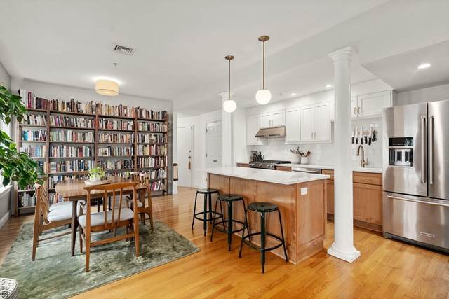 104 Woodstock St #1, Somerville, MA 02144 (MLS #72825506) :: Cape Cod and Islands Beach Properties