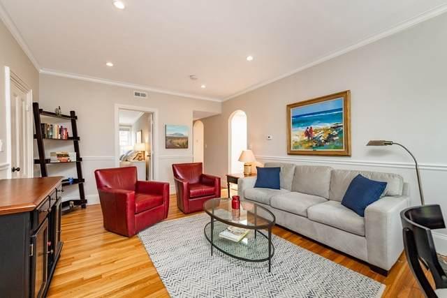 221 West Springfield Street #3, Boston, MA 02118 (MLS #72825552) :: Charlesgate Realty Group