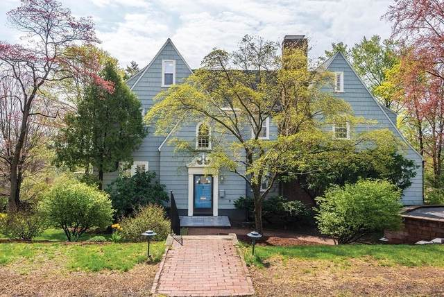 55 Farlow Rd, Newton, MA 02458 (MLS #72825560) :: Spectrum Real Estate Consultants