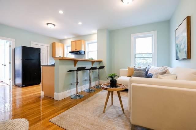 206 Hurley Street #1, Cambridge, MA 02141 (MLS #72825682) :: Charlesgate Realty Group