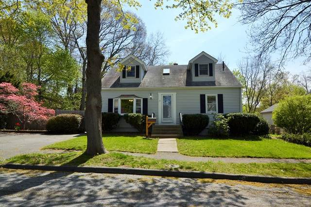 15 Sunset Drive, Beverly, MA 01915 (MLS #72825687) :: EXIT Realty