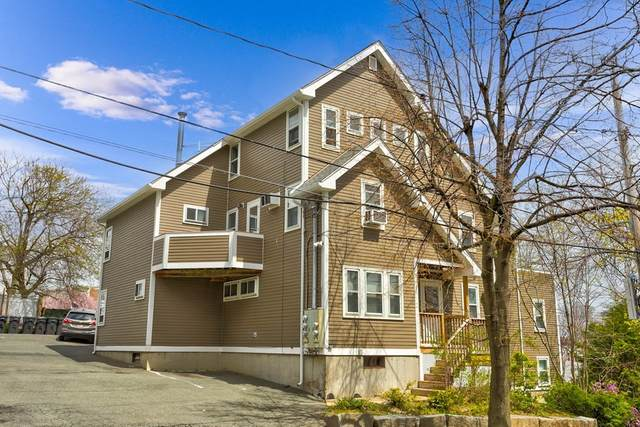 38 Suffolk Street #4, Chelsea, MA 02150 (MLS #72825725) :: DNA Realty Group