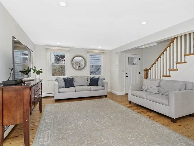 3 North Mead Street Ct #1, Boston, MA 02129 (MLS #72825735) :: Charlesgate Realty Group