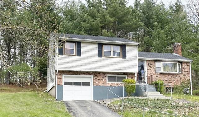 424 Massapoag Ave, Sharon, MA 02067 (MLS #72825738) :: Welchman Real Estate Group