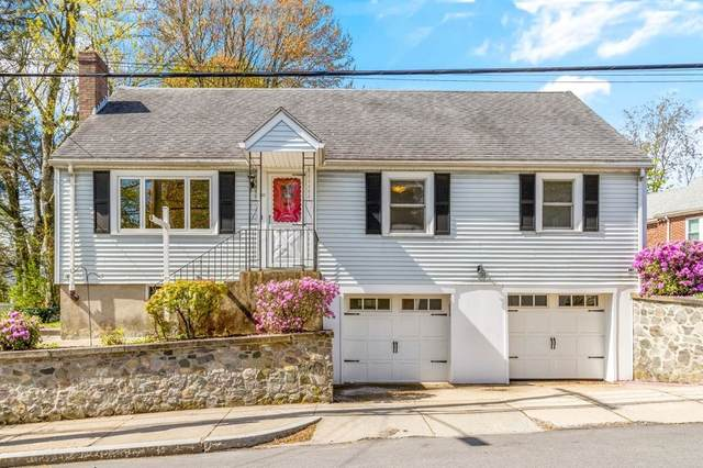 150 Stimson St., Boston, MA 02132 (MLS #72825764) :: Charlesgate Realty Group