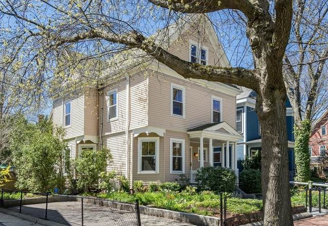 48 Orchard Street, Cambridge, MA 02140 (MLS #72825868) :: Charlesgate Realty Group