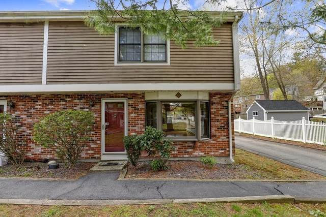 18 Anderson Way #18, Malden, MA 02148 (MLS #72825871) :: EXIT Realty