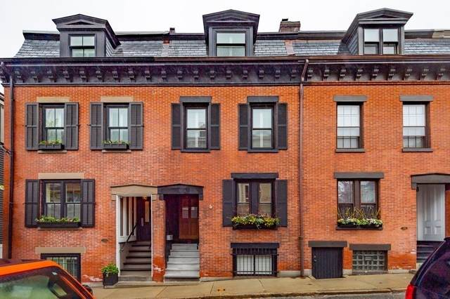 21 Cross Street, Boston, MA 02129 (MLS #72825955) :: Charlesgate Realty Group