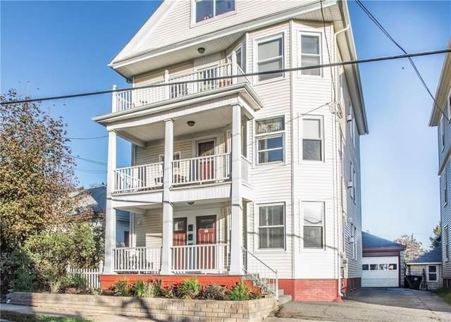62 11TH STREET #1, Providence, RI 02906 (MLS #72825990) :: Westcott Properties
