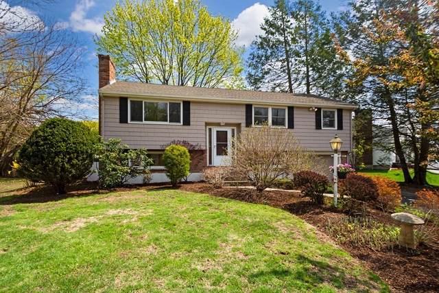 1 Fieldstone Drive, Burlington, MA 01803 (MLS #72826089) :: Westcott Properties