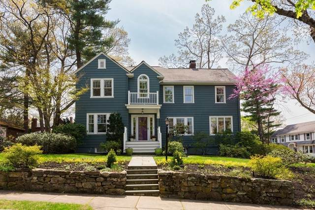 46 Kenmore St, Newton, MA 02459 (MLS #72826108) :: Conway Cityside