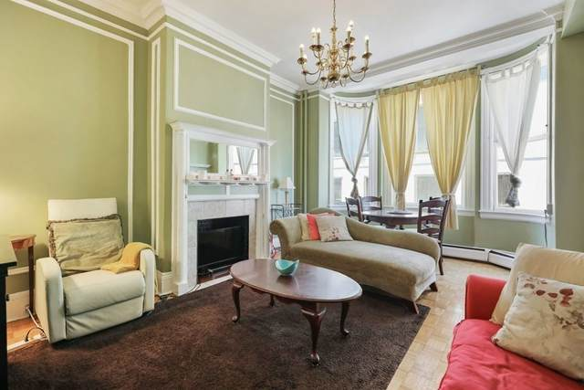 21 Beacon St 4S, Boston, MA 02108 (MLS #72826190) :: The Duffy Home Selling Team