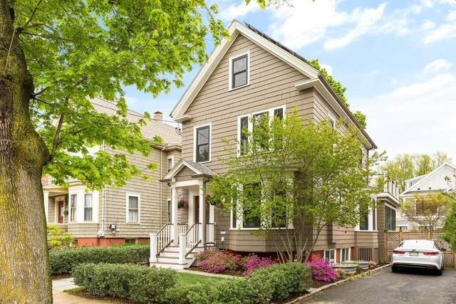 22 Cameron Avenue, Somerville, MA 02144 (MLS #72826237) :: The Duffy Home Selling Team