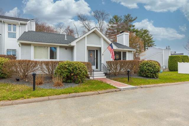 10 Dickinson #5, Taunton, MA 02780 (MLS #72826244) :: Team Roso-RE/MAX Vantage