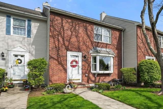 632 Washington St E4, Braintree, MA 02184 (MLS #72826276) :: Maloney Properties Real Estate Brokerage