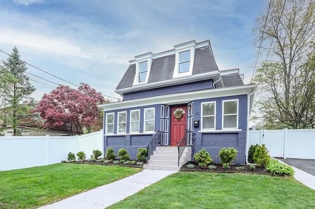 20 Gould Street, Boston, MA 02132 (MLS #72826294) :: Charlesgate Realty Group