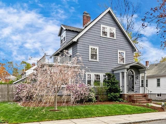 4 Brier Rd, Boston, MA 02132 (MLS #72826300) :: Charlesgate Realty Group