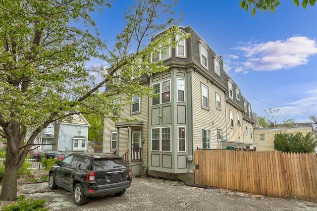 1 Dove St #1, Boston, MA 02125 (MLS #72826355) :: Westcott Properties
