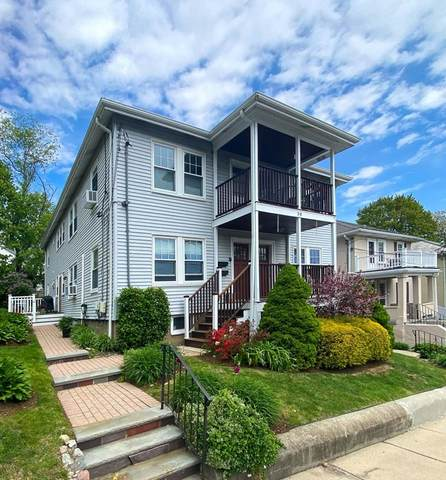 30 Sterling Rd #3, Waltham, MA 02451 (MLS #72826375) :: Boylston Realty Group