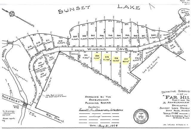 0 Winding Cove Rd, Ashburnham, MA 01430 (MLS #72826392) :: The Ponte Group