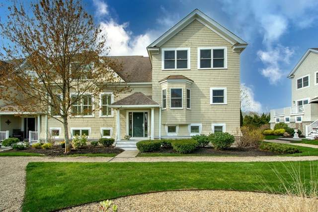 60 New Driftway #10, Scituate, MA 02066 (MLS #72826396) :: Charlesgate Realty Group