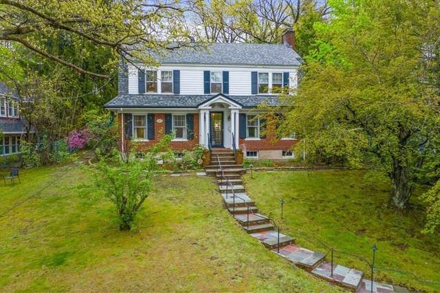 108 Beaumont Ave, Newton, MA 02460 (MLS #72826416) :: Cape Cod and Islands Beach Properties