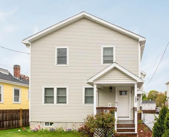 1882 River St #1882, Boston, MA 02136 (MLS #72826435) :: Charlesgate Realty Group