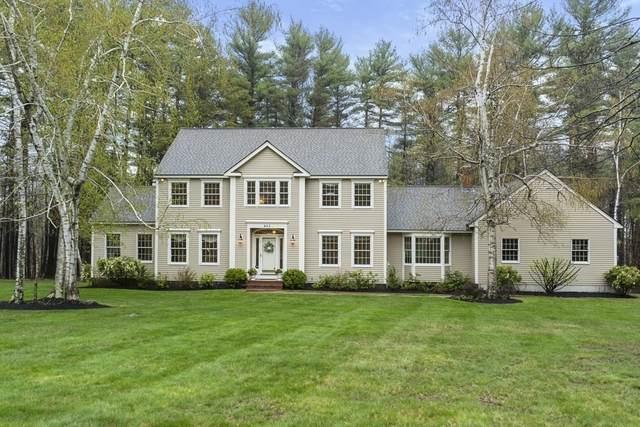 485 Robinson Rd, Boxborough, MA 01719 (MLS #72826445) :: Welchman Real Estate Group
