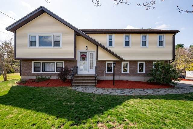 142 Chemung St, Stoughton, MA 02072 (MLS #72826513) :: The Duffy Home Selling Team