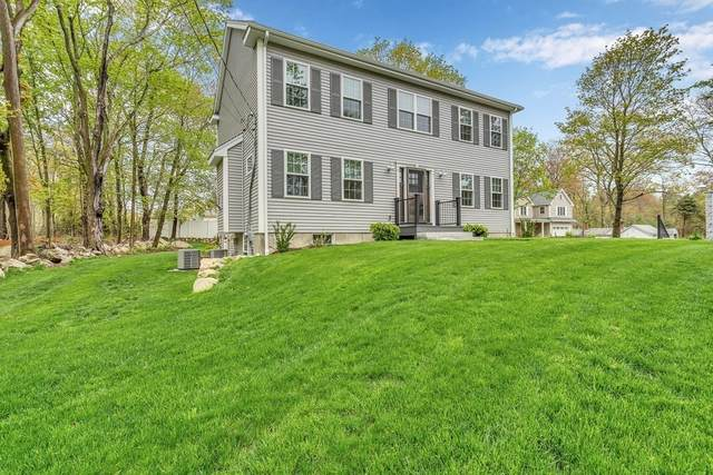 32 Milford Street, Medway, MA 02053 (MLS #72826531) :: The Duffy Home Selling Team