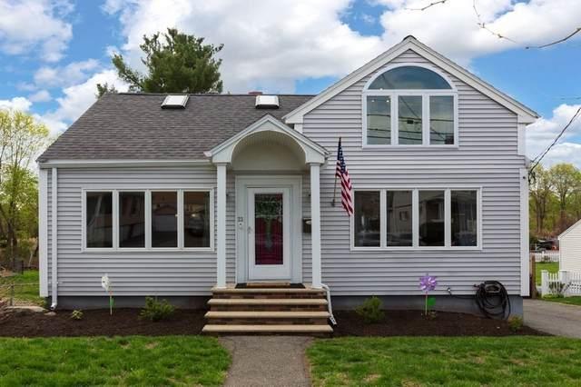 23 Jasper St, Saugus, MA 01906 (MLS #72826534) :: The Duffy Home Selling Team