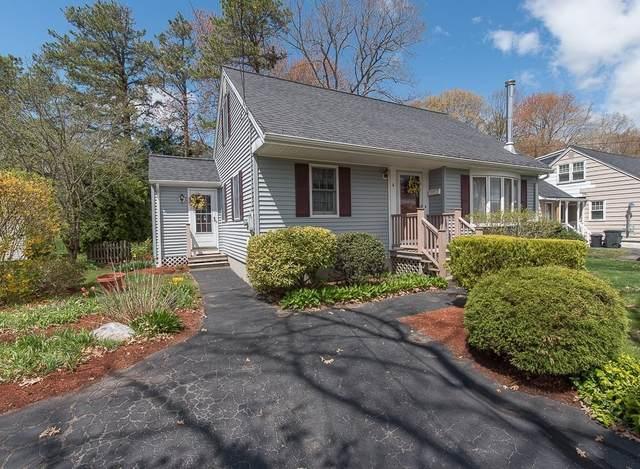 4 David Dr, Blackstone, MA 01504 (MLS #72826558) :: The Duffy Home Selling Team