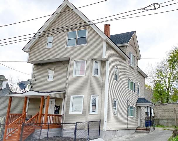 437 Prospect St, Lawrence, MA 01841 (MLS #72826567) :: The Duffy Home Selling Team