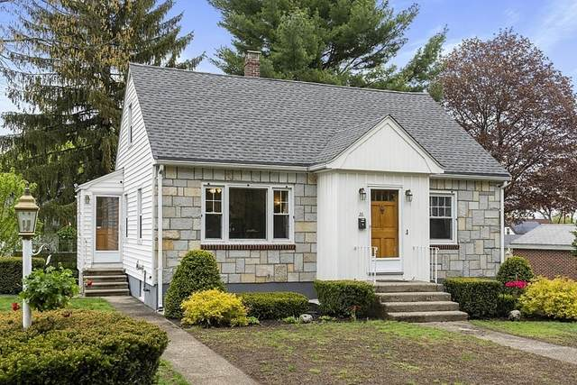26 Nonquit Street, Worcester, MA 01604 (MLS #72826577) :: The Duffy Home Selling Team