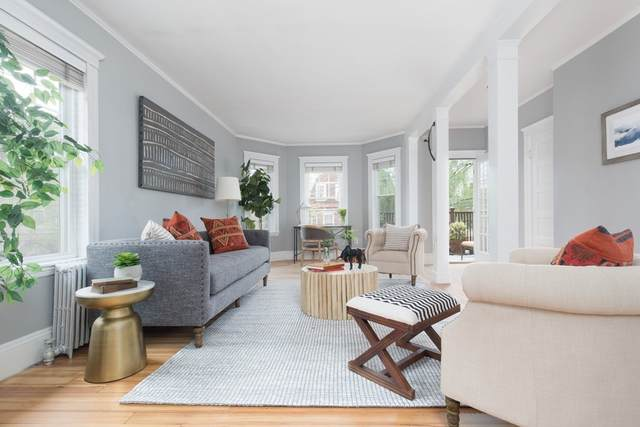 96 Fayerweather Street #2, Cambridge, MA 02138 (MLS #72826588) :: Cape Cod and Islands Beach Properties