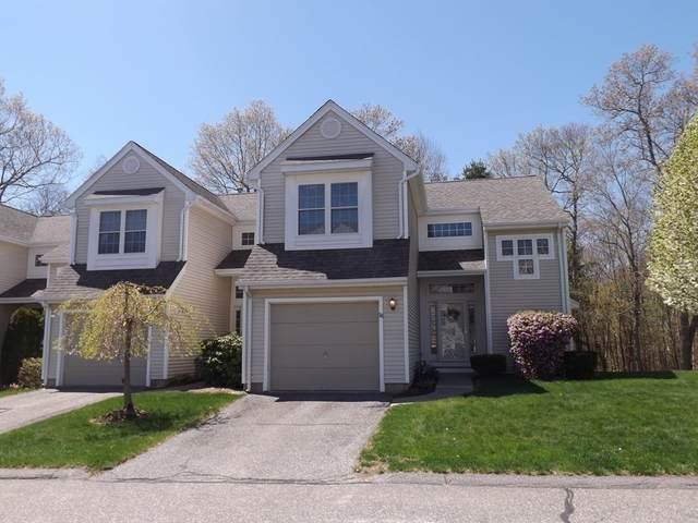 38 Edward Drive #38, Grafton, MA 01536 (MLS #72826600) :: The Duffy Home Selling Team