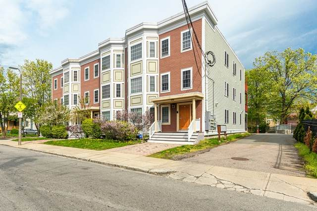 176 Magnolia St A, Boston, MA 02125 (MLS #72826610) :: The Duffy Home Selling Team