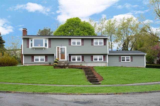 25 Eisenhower Rd, Peabody, MA 01960 (MLS #72826613) :: The Duffy Home Selling Team