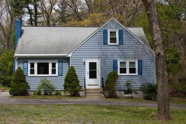 17 High Plain St, Sharon, MA 02067 (MLS #72826623) :: The Duffy Home Selling Team