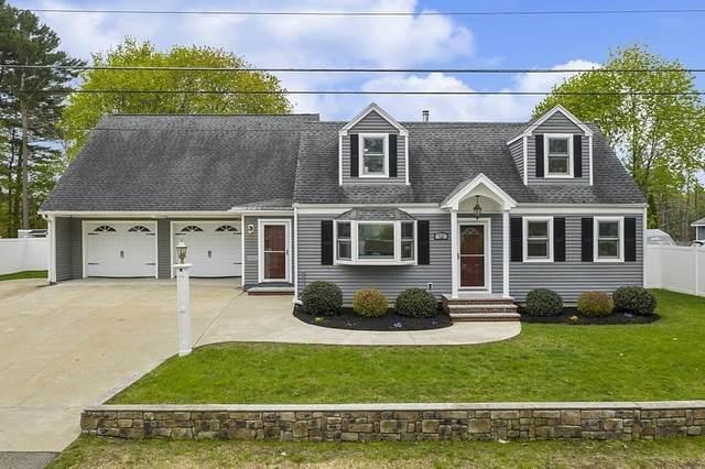 12 Kent St, Tewksbury, MA 01876 (MLS #72826632) :: The Duffy Home Selling Team