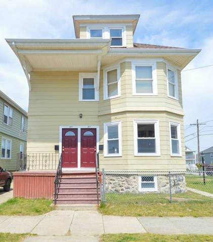 287-289 Hersom St, New Bedford, MA 02745 (MLS #72826633) :: The Duffy Home Selling Team