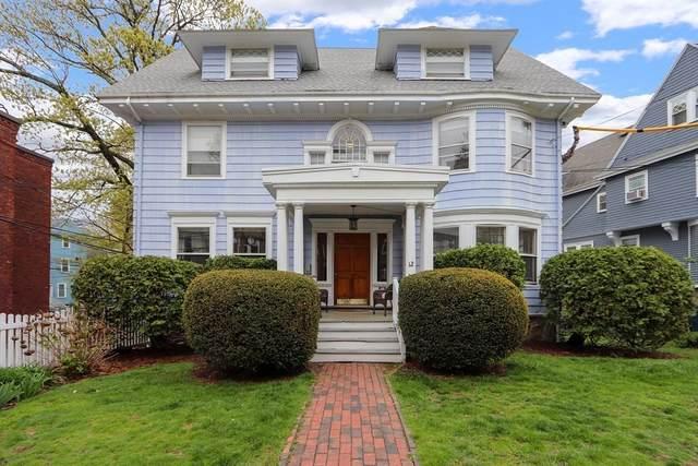 12 Colliston Rd #1, Boston, MA 02135 (MLS #72826634) :: Conway Cityside
